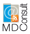 MD Consult : logo